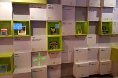 Interessante Ausstellungsmethoden